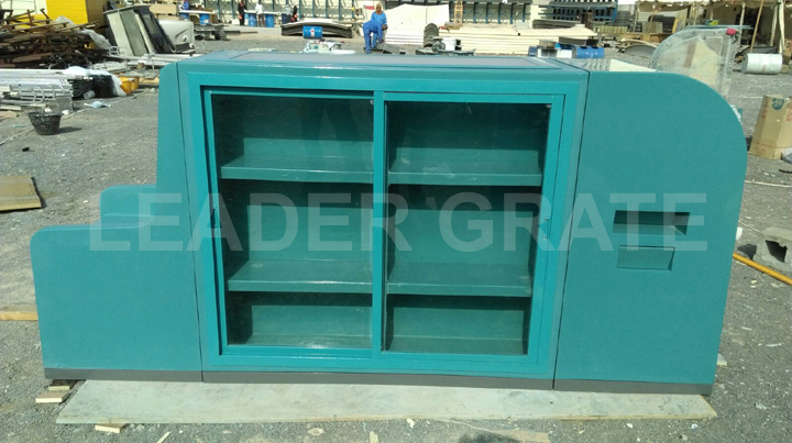 GRP MULTIFUNCTION DISPLAY UNIT